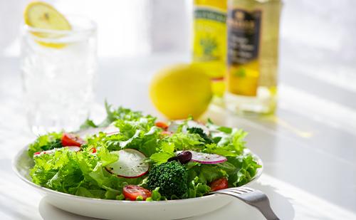 不足しがちな栄養素を バランスよく補いながらリセット